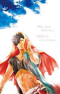 Haikyu!! Dj - Red Road, Gold Sun. manga