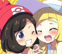 Pocket Monsters - Poké Yuri (doujinshi)