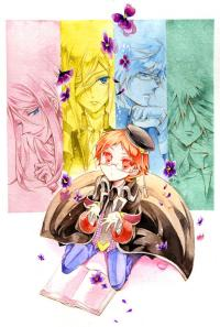 The Royal Tutor manga