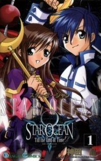 Star Ocean: Till The End Of Time manga