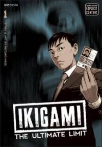 Ikigami manga