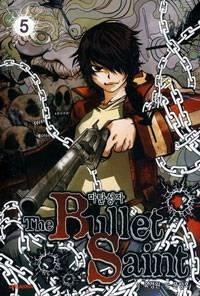 The Bullet Saint manga