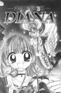 Moonlight Goddess Diana