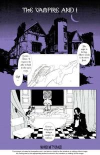 Kyuuketsuki To Boku manga