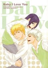 Bleach dj - Baby I Love You manga