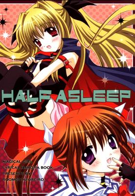Mahou Shoujo Lyrical Nanoha - Half Asleep (Doujinshi) manga