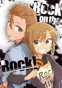 THE iDOLM@STER Cinderella Girls - Rock on the Rock! (Doujinshi)