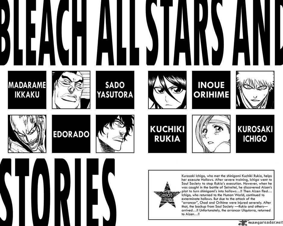 Bleach 198 The Icecold Discord