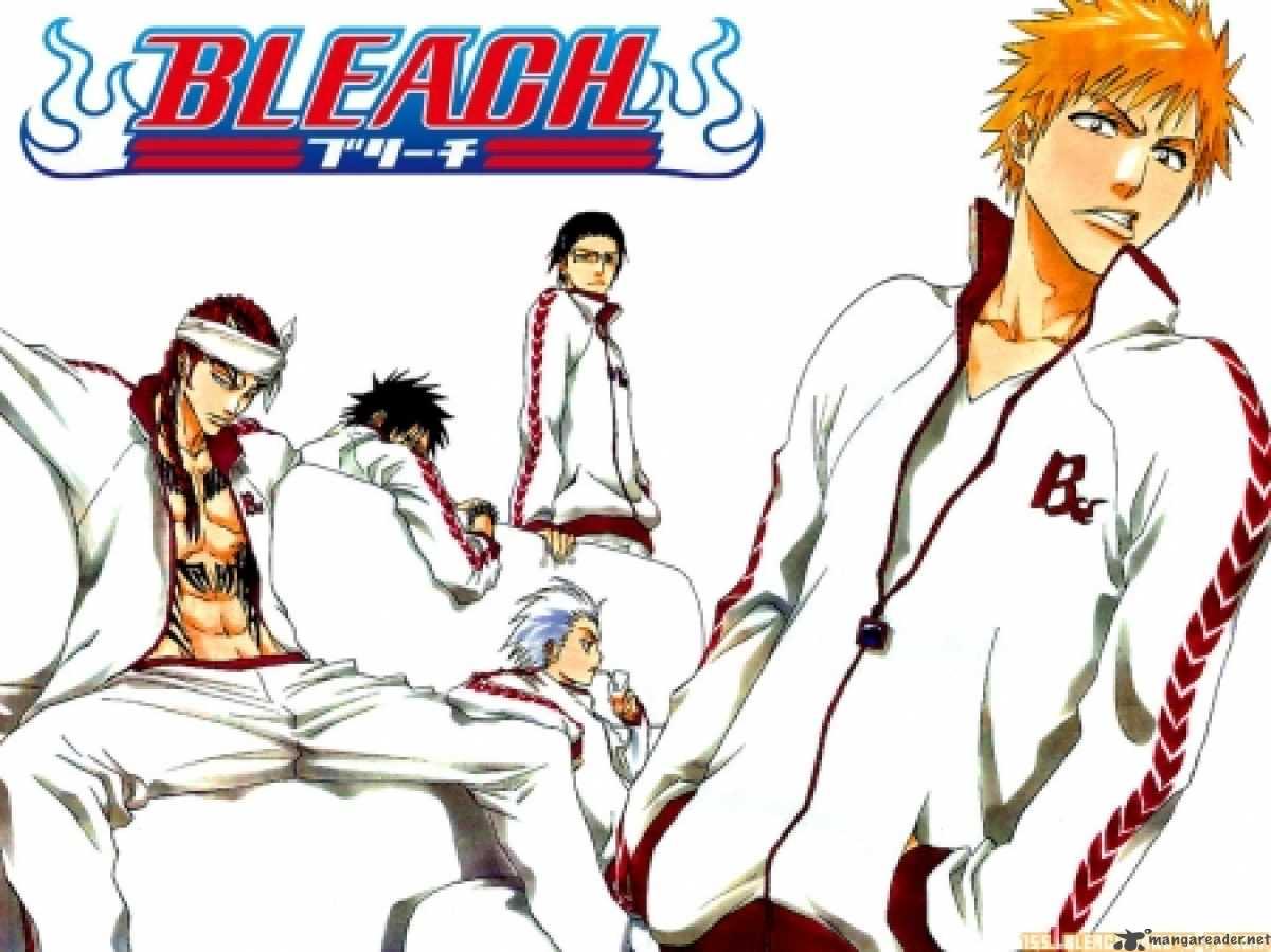 Bleach 252