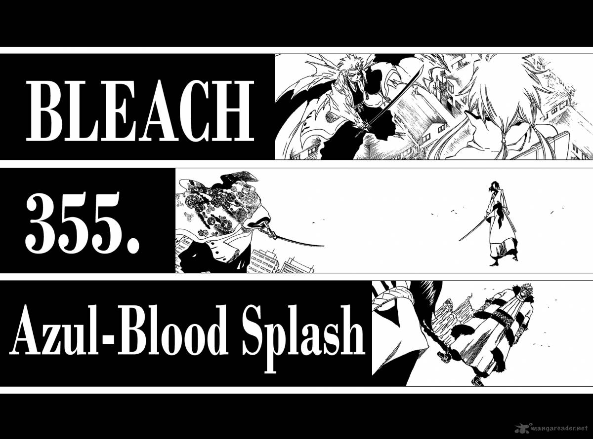 Bleach 355