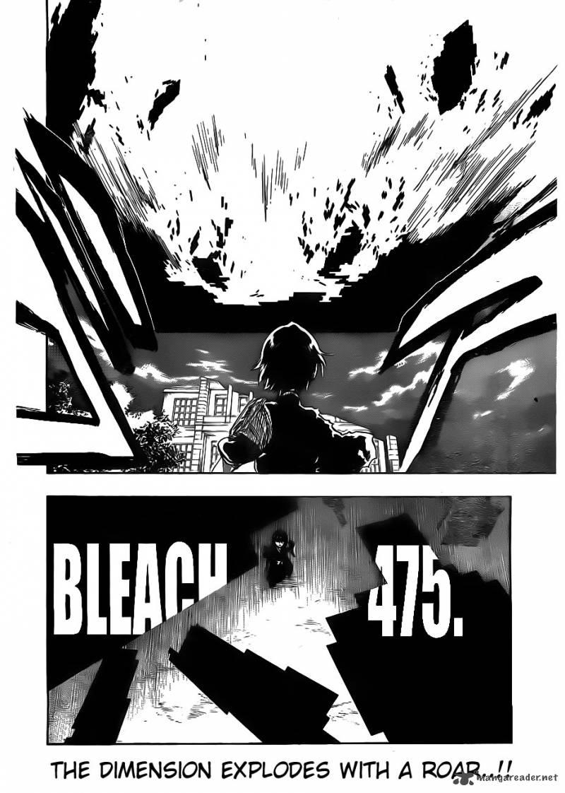 Bleach 475