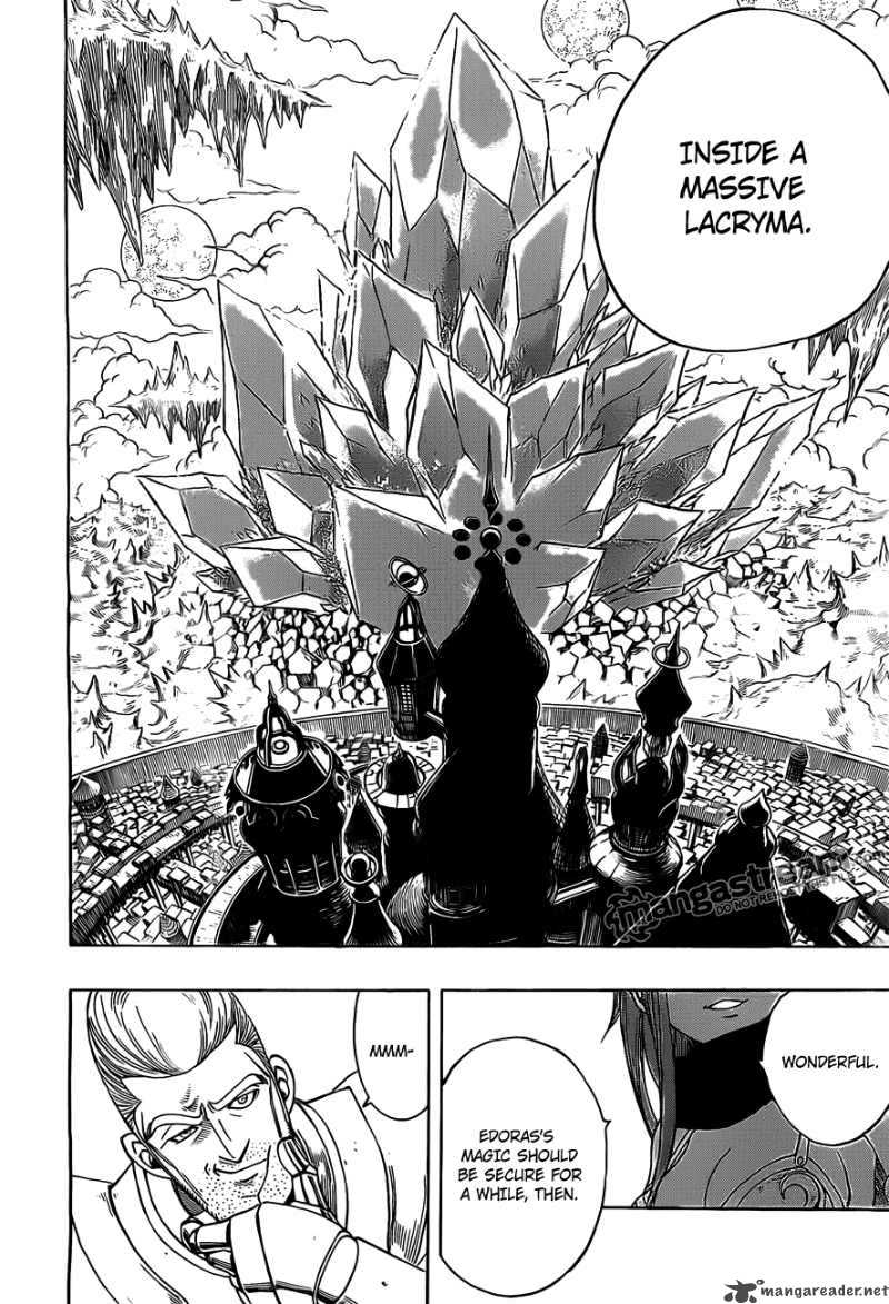 Fairy Tail - Chapter 170