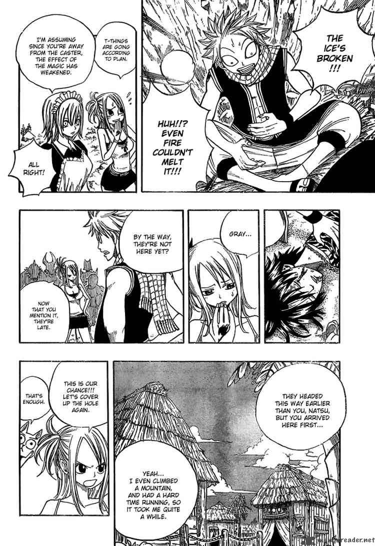 Fairy Tail - Chapter 31