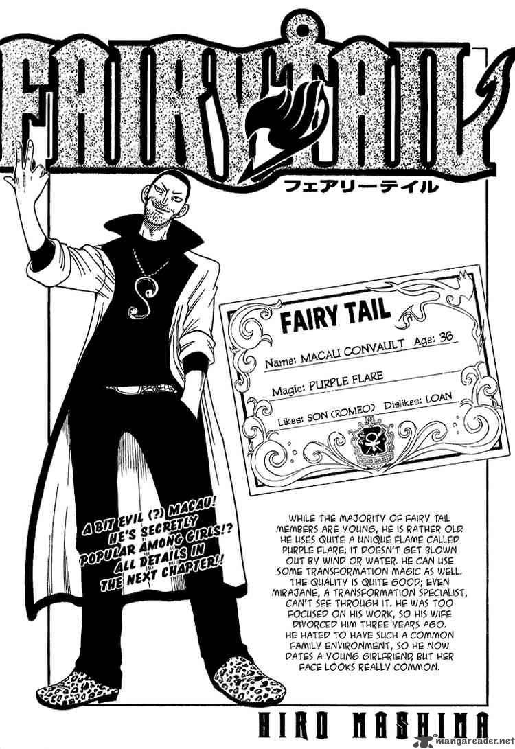 Fairy Tail Ch 37