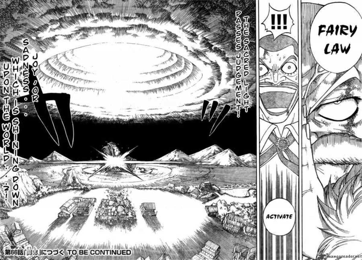 Fairy Tail Ch 65