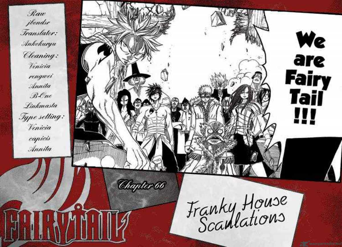 Fairy Tail - Chapter 66
