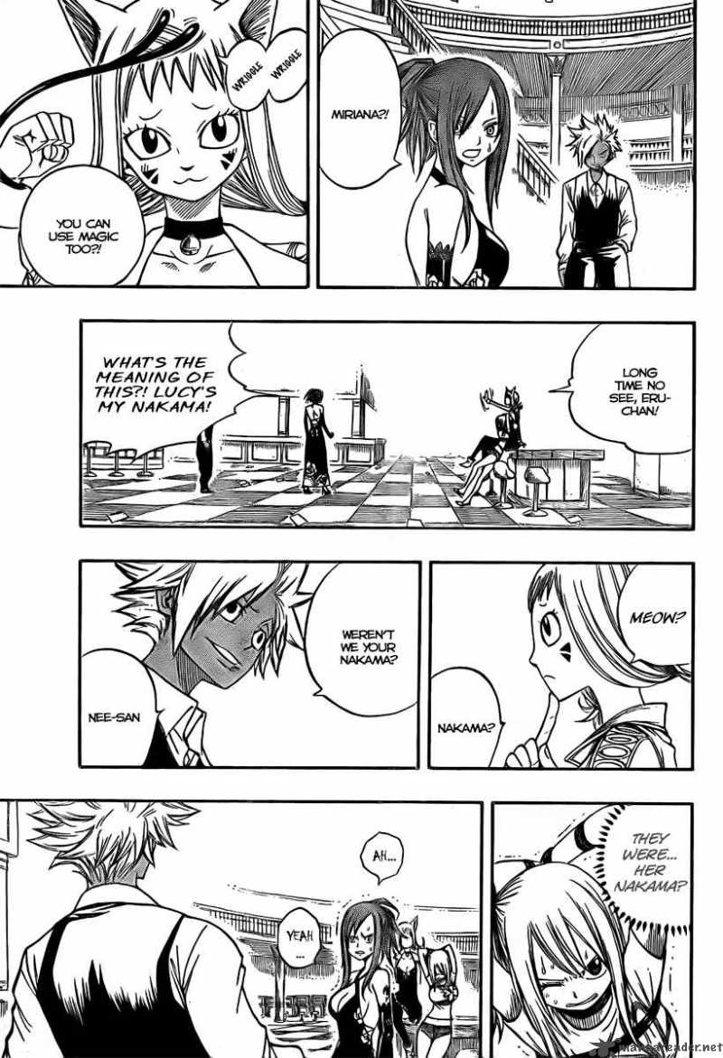 Fairy Tail - Chapter 76