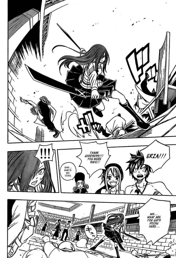 Fairy Tail - Chapter 80