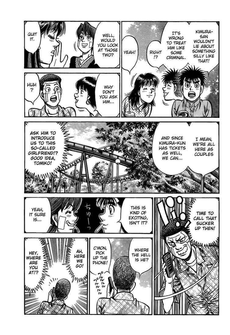 Hajime no Ippo - Chapter 914