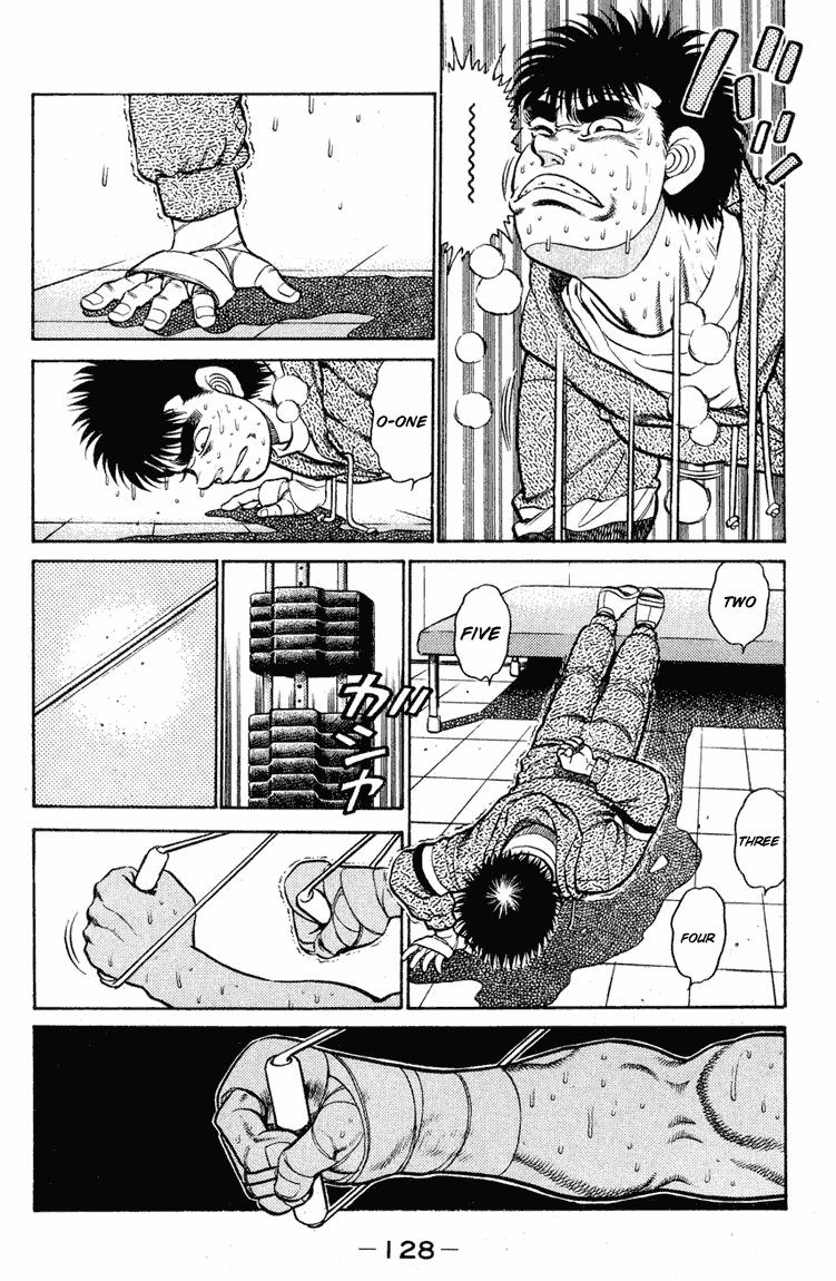 Hajime no Ippo - Chapter 94